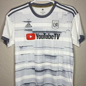 Adidas Los Angeles FC Away Soccer Jersey 2019 LAFC